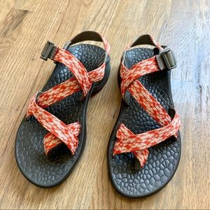Chacos Updraft EcoTred Orange Red Z 2